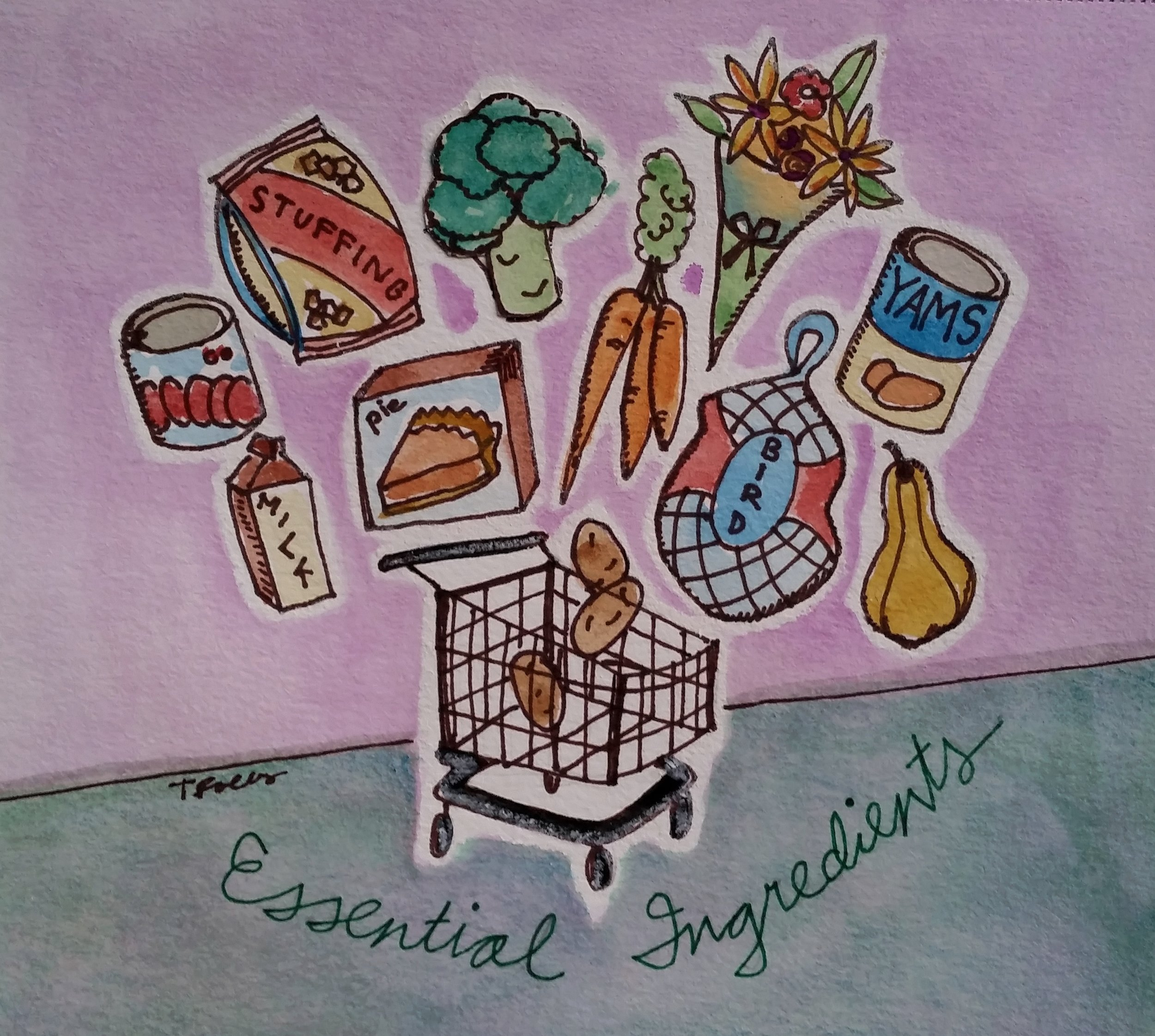 Check Out Essential Ingredients