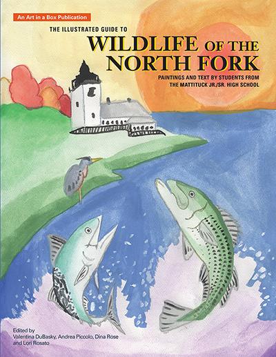 Cover Art by Alex Koch (9th Grade).