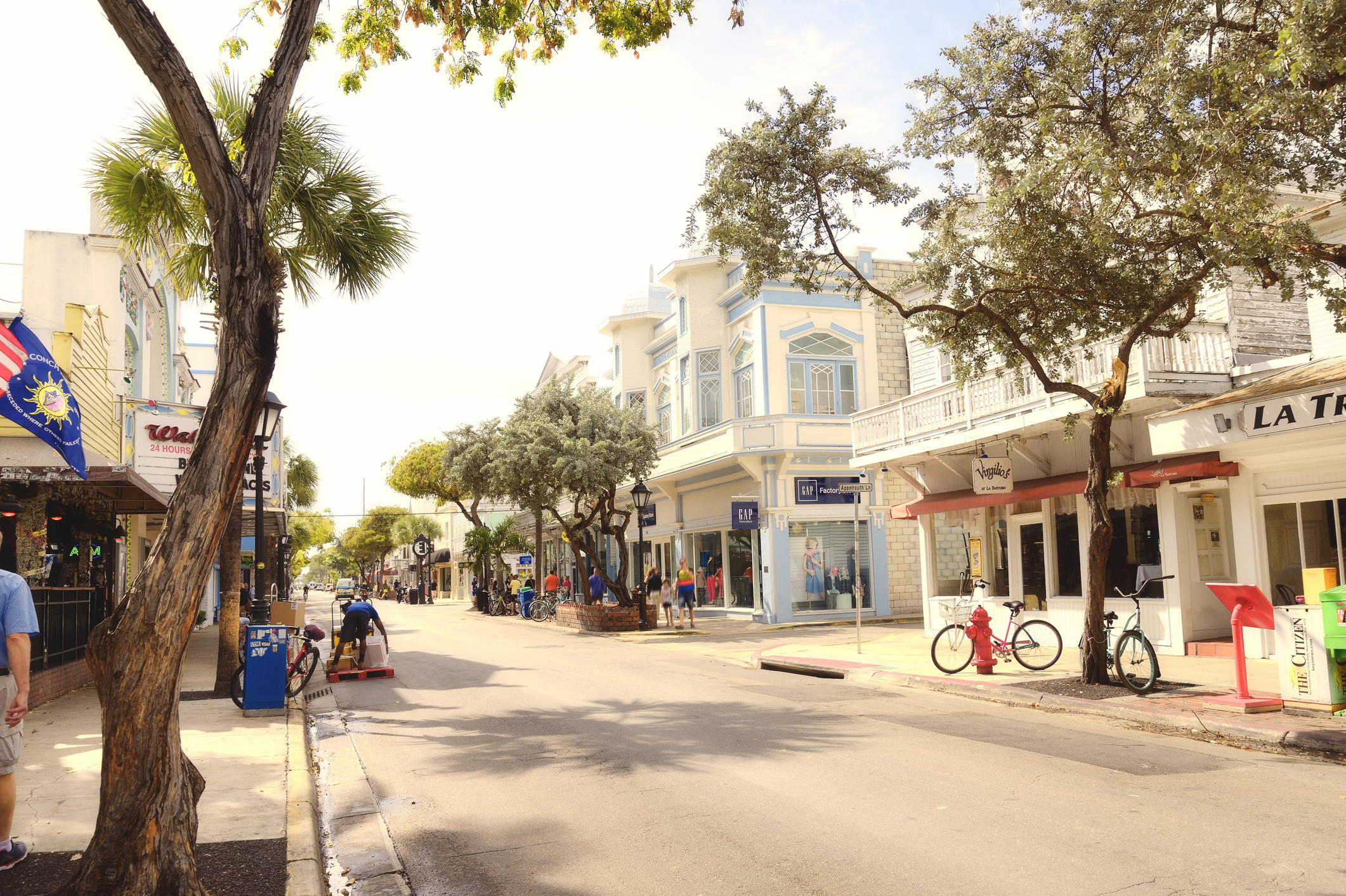 Travel Series:  Key West. By Angela Rieck