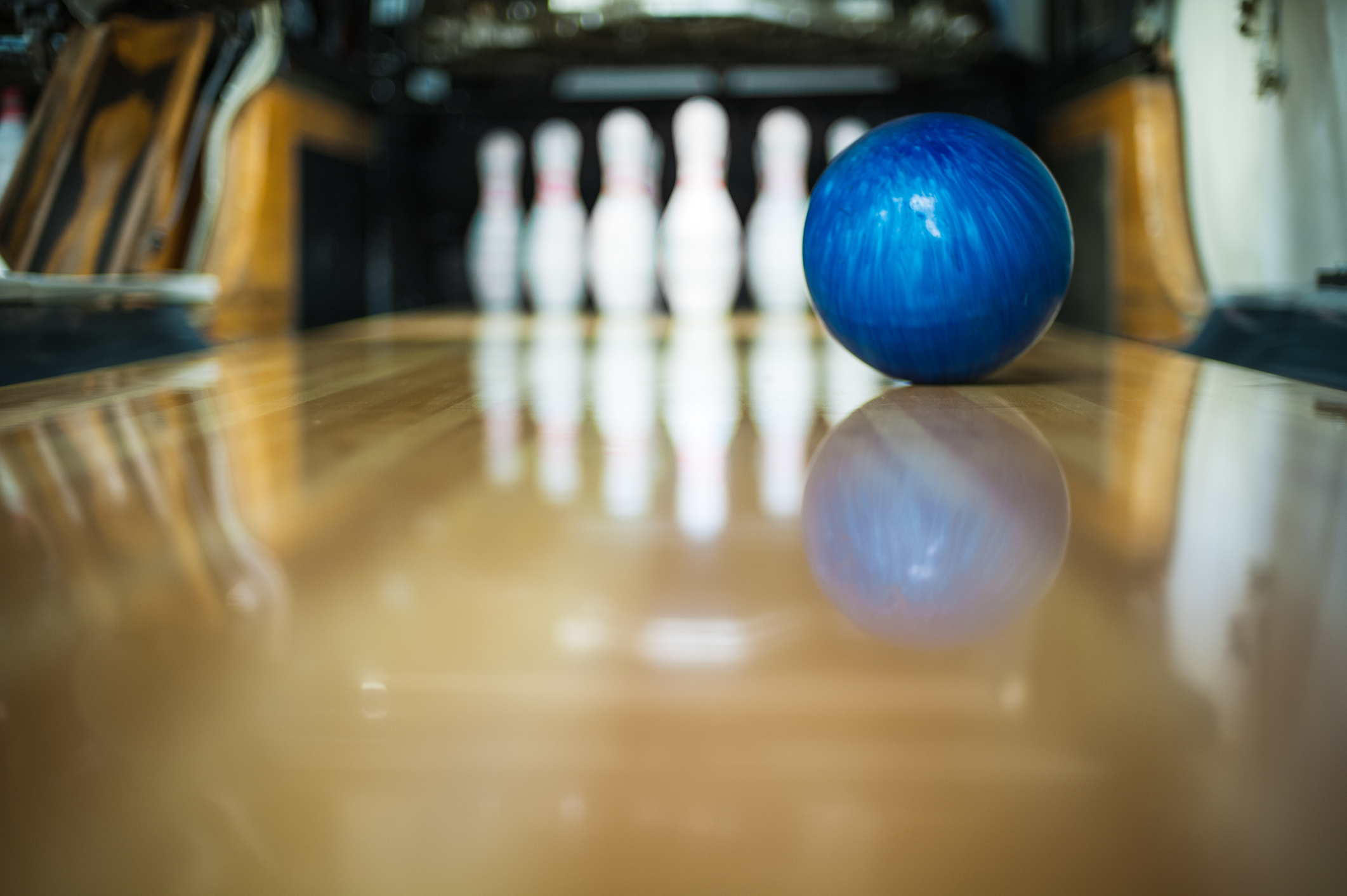 Strike!  Bowling + Life Parallels. By Mary Ann DiLorenzo