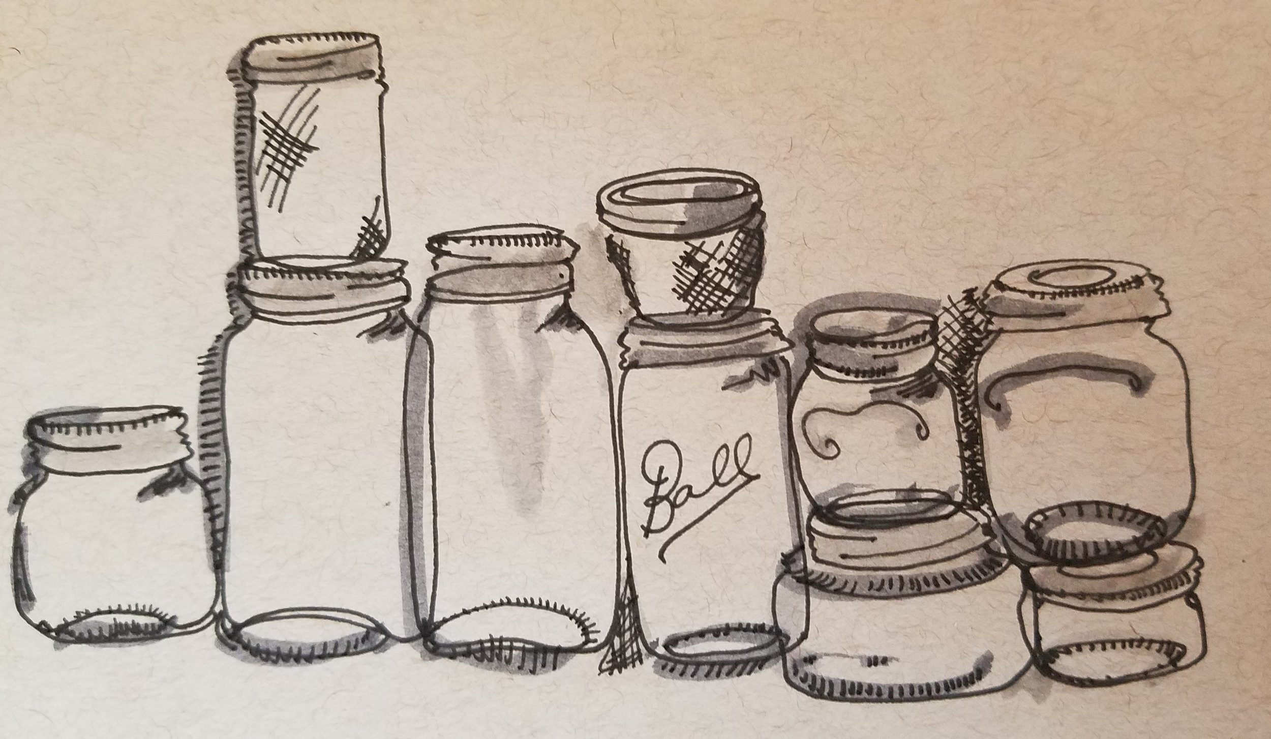 Canning Jars.