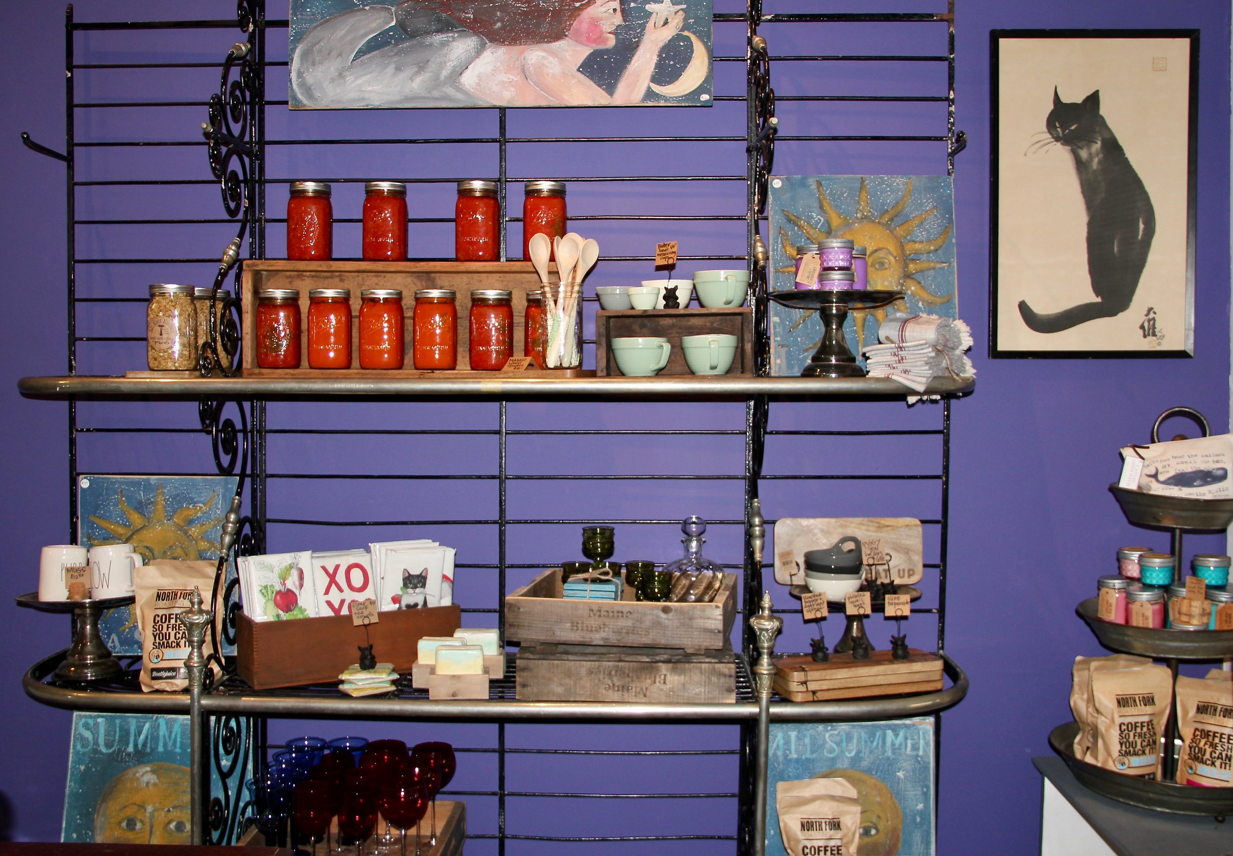 Eclectic Store Front