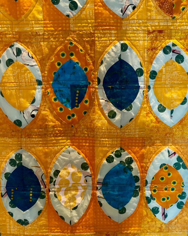 Ovals Close-Up