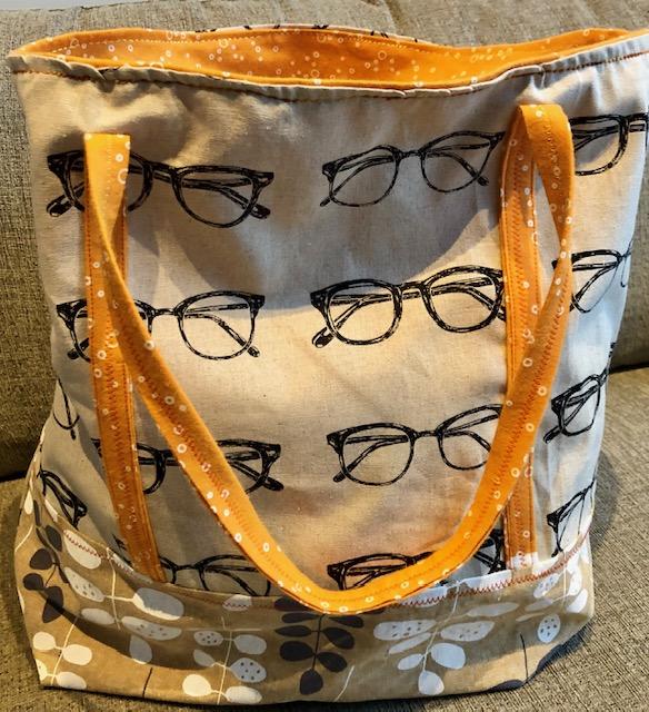 I Won't Forget My Glasses Bag