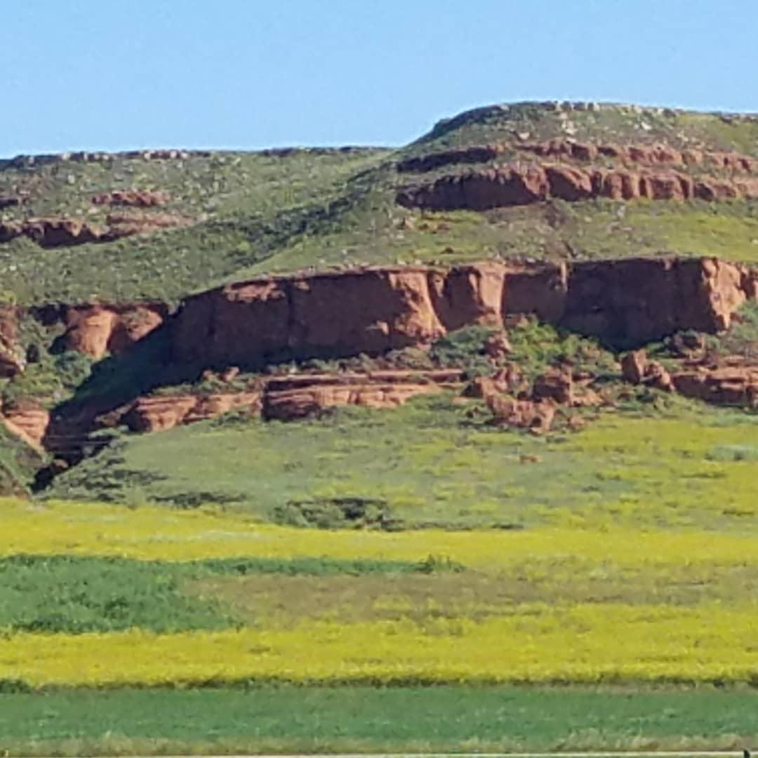 South Dakota Red Rock