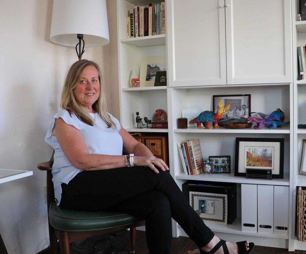 Entrevista con Karin Schlanger