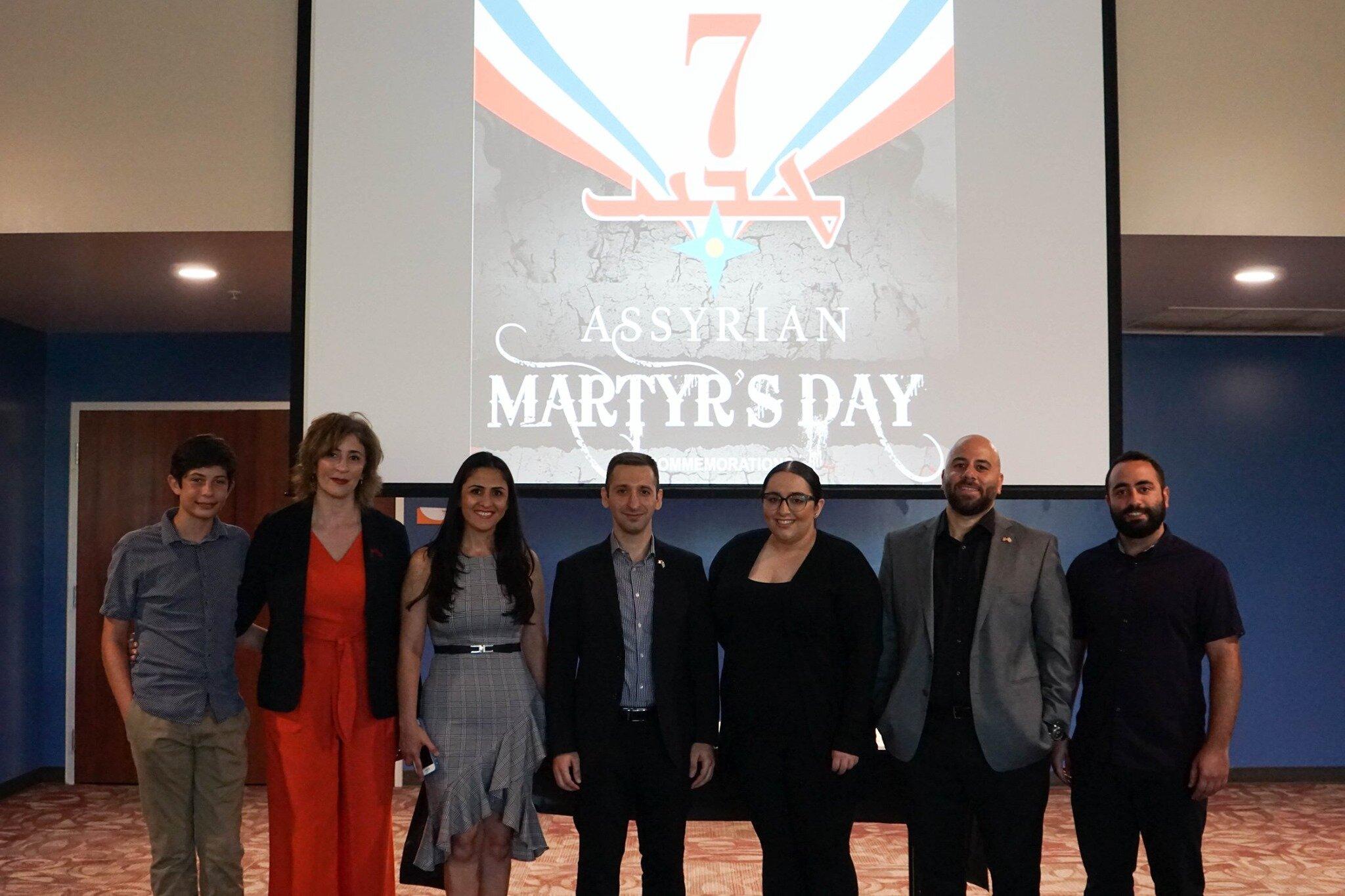 Assyrian Martyr's Day 2019