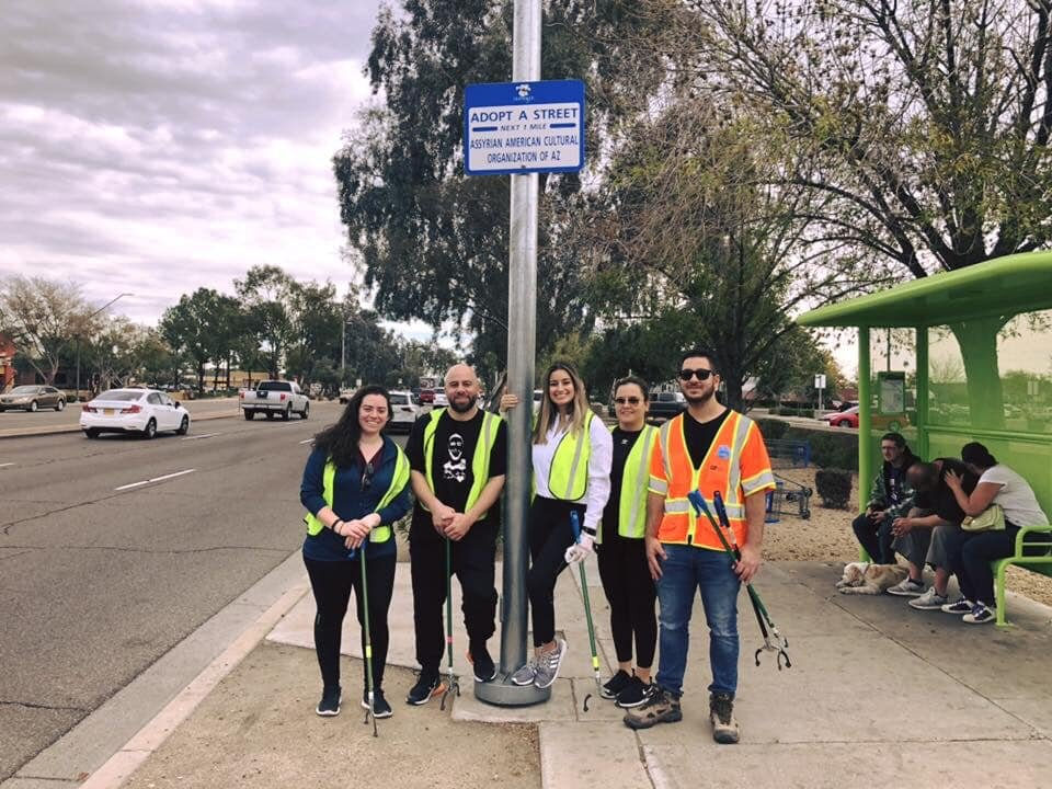 Quarterly Street Cleaning