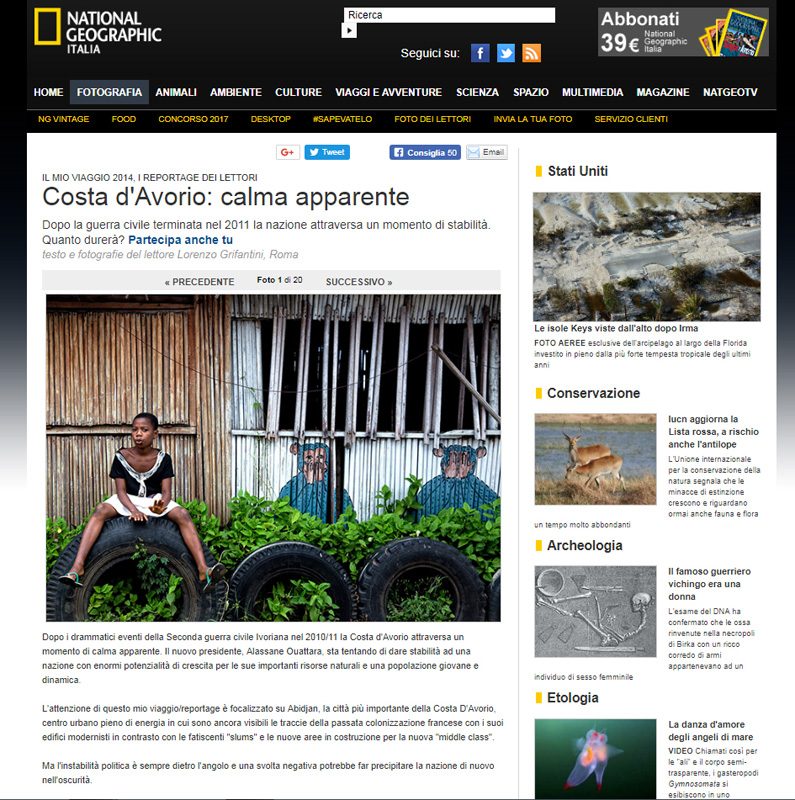 National Geographic Italy_ Africa on the move
