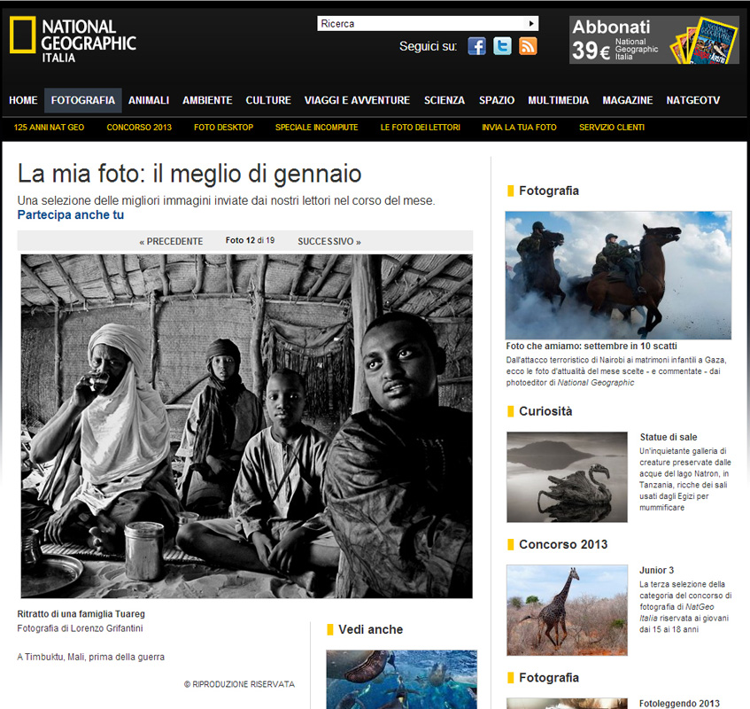 National Geographic Italy_ A Tuareg family