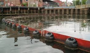 Combined Sewage Overflow in the Gowanus Canal