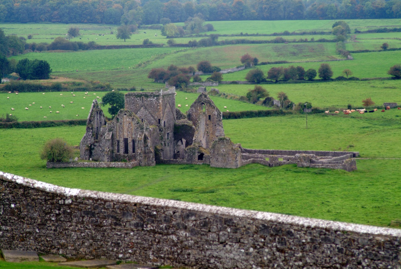 Everywhere you turn there is an abbey or castle ruins