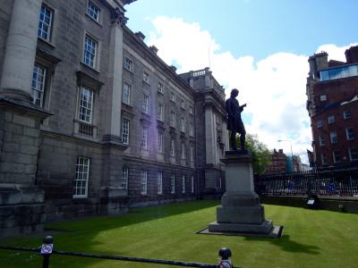 Trinity College Courtyard
