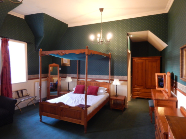 The Ballachulish Hotel Bedroom
