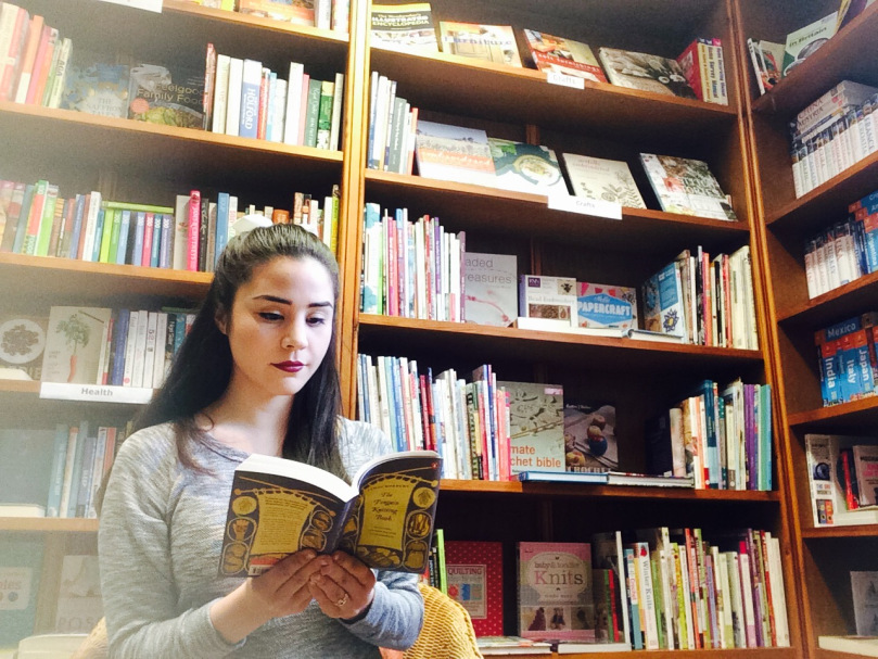 Book Shop in Grasmere