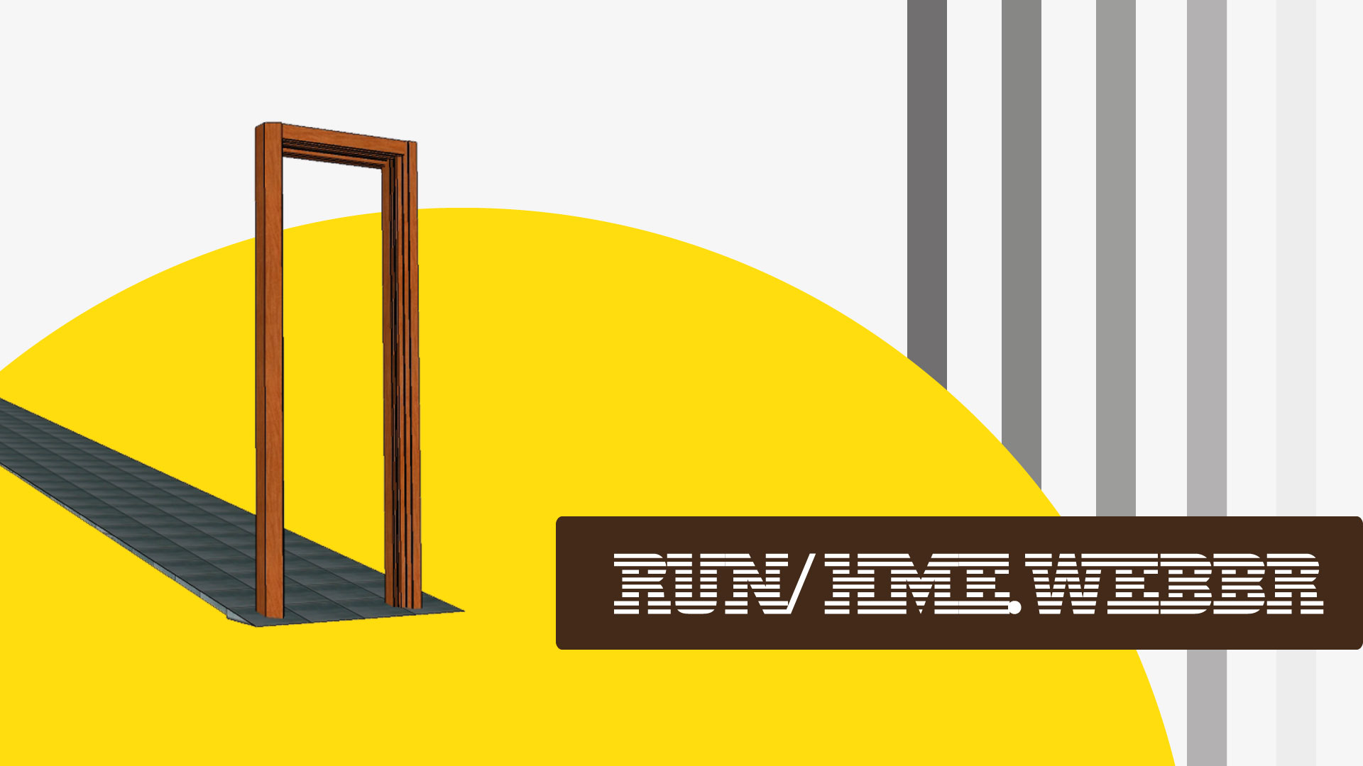 Press Image RUN/Hme.WEBBR