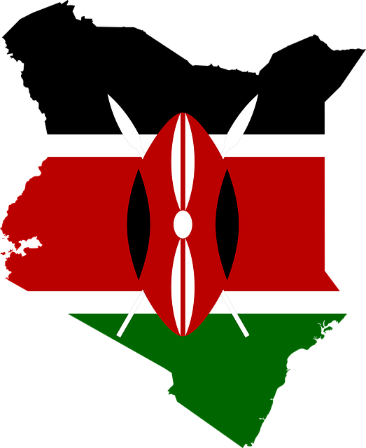 Kenya Flag Map.png