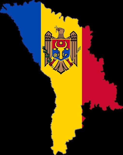 Moldova Flag Map.png