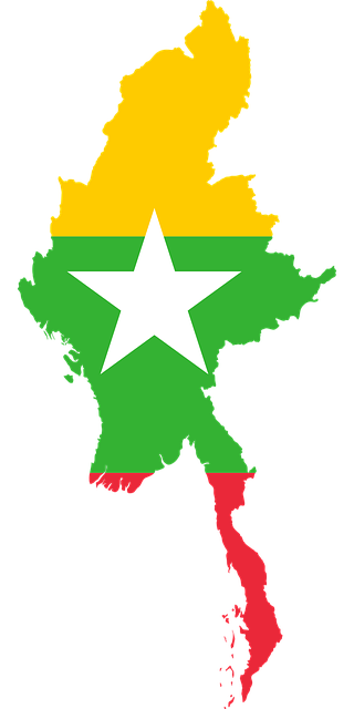 Myanmar Flag Map.png