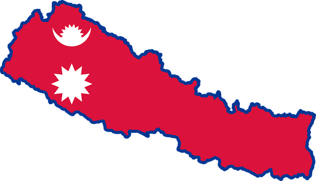 Nepal Flag Map.png