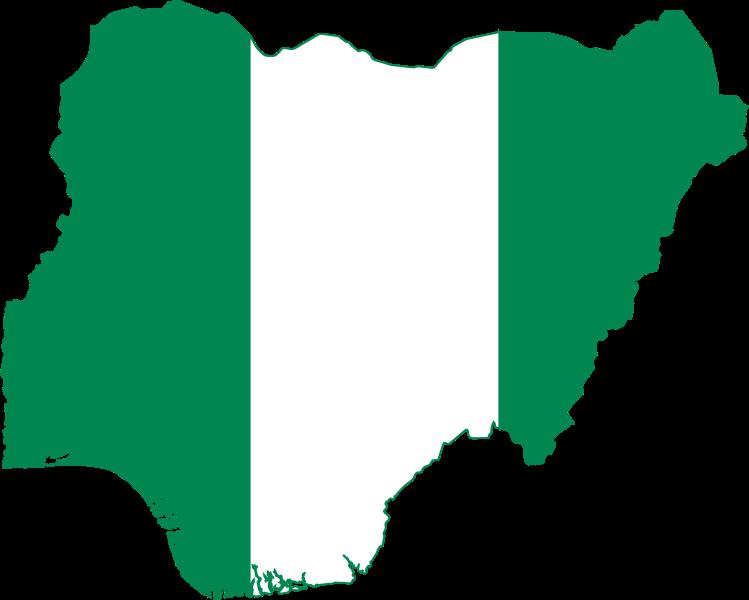 Nigeria Flag Map w border.png