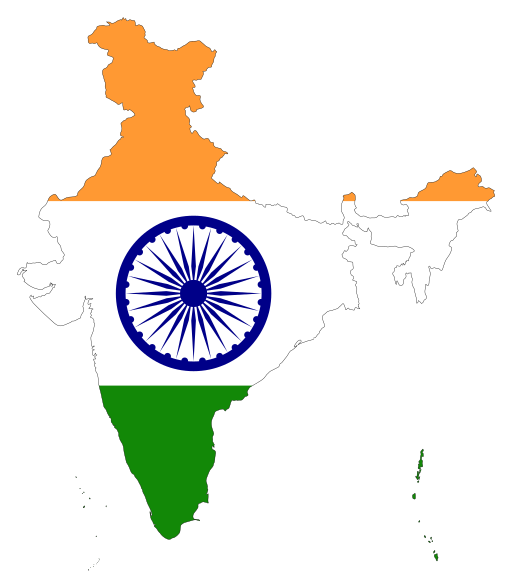 India Flag Map w border.png