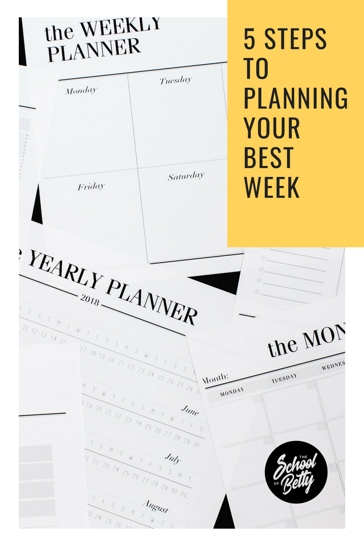 5 Steps to Planning Your Best Week.png