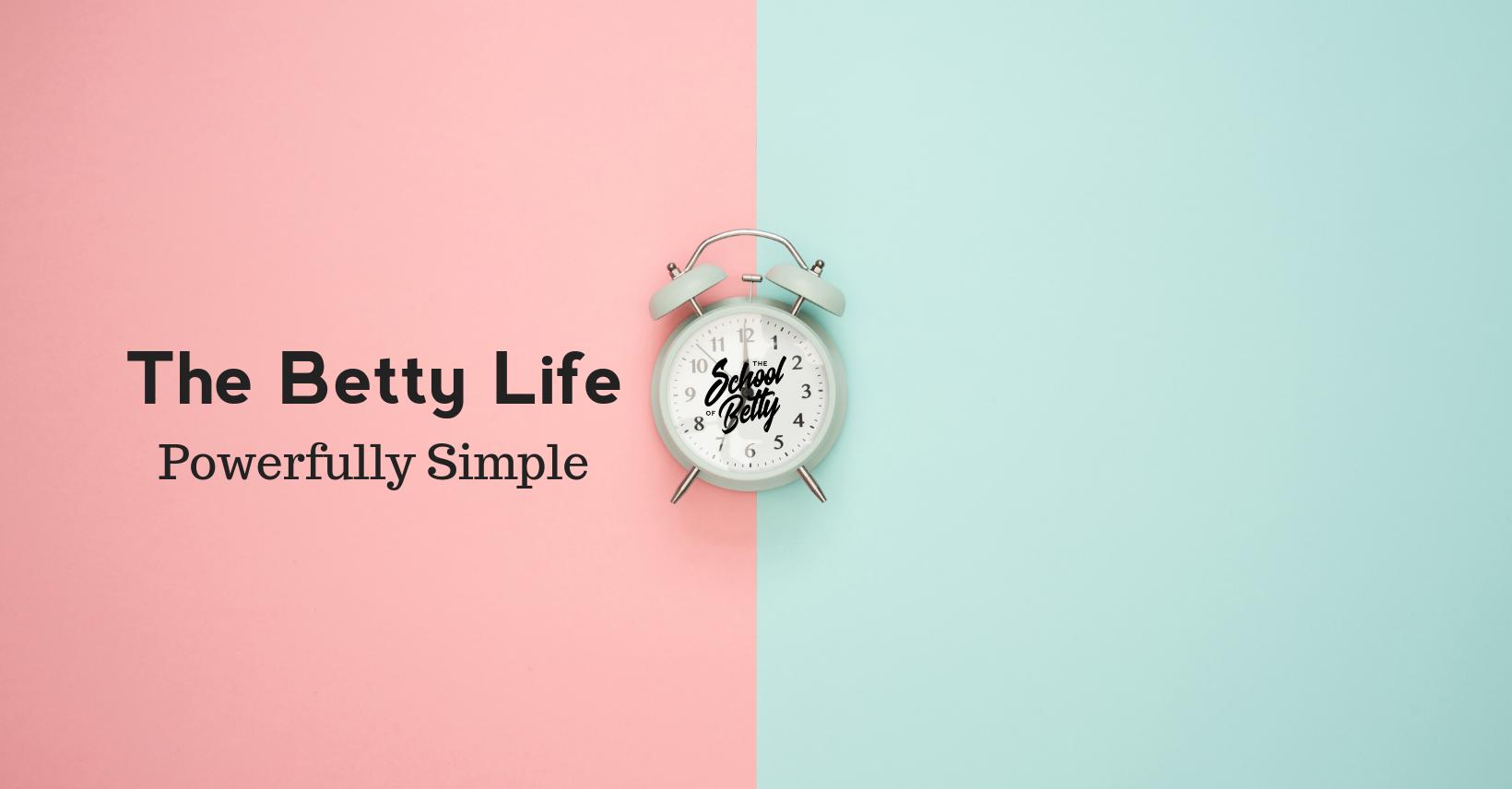 Copy of THE BETT LIFE_KAJABI MEMBERSHIP SITE header_POWERFULLY SIMPLE clock PINK fb (2).png