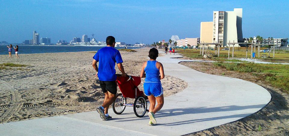 The Beachwalk
