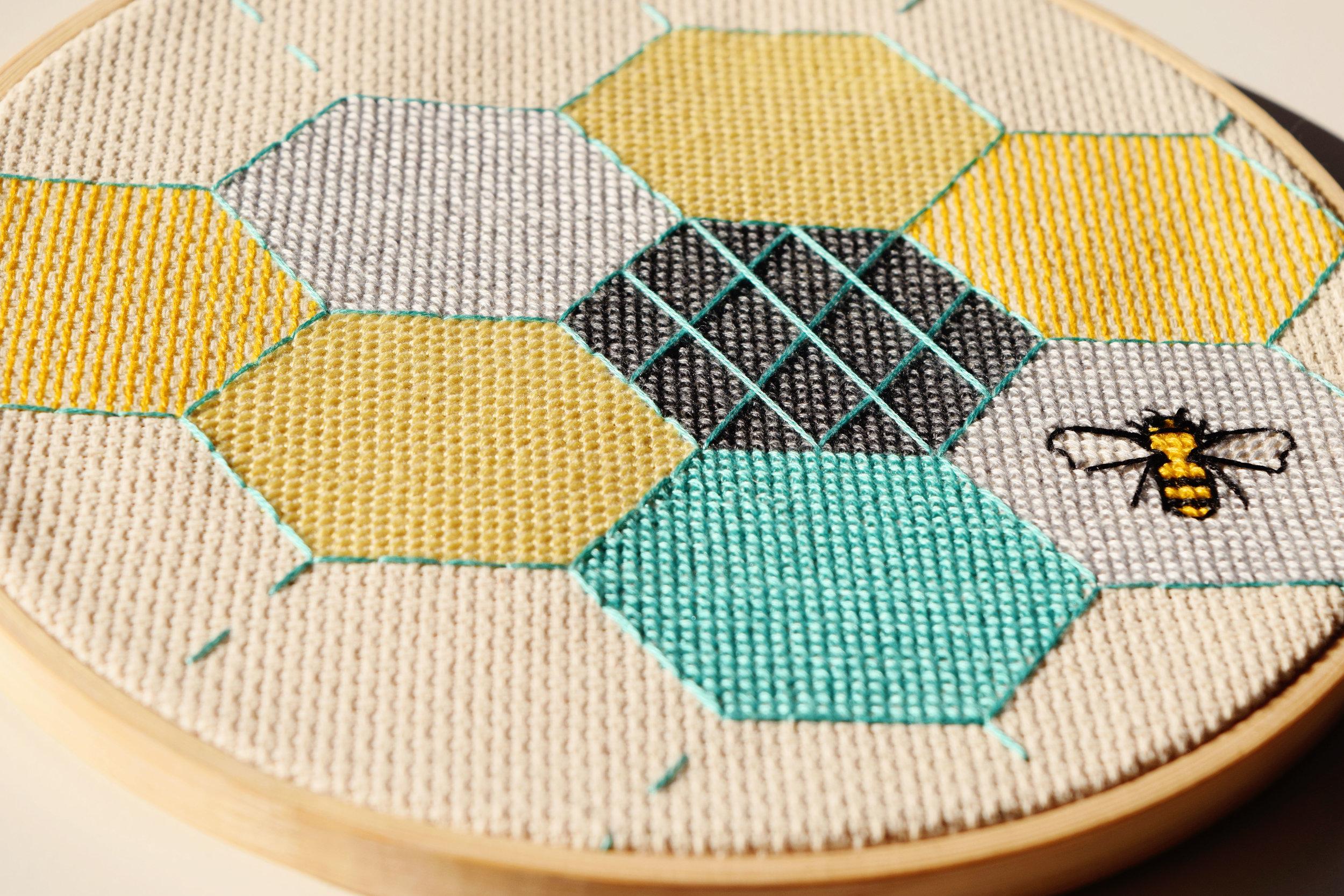 Hive Design | Stitch Octopus