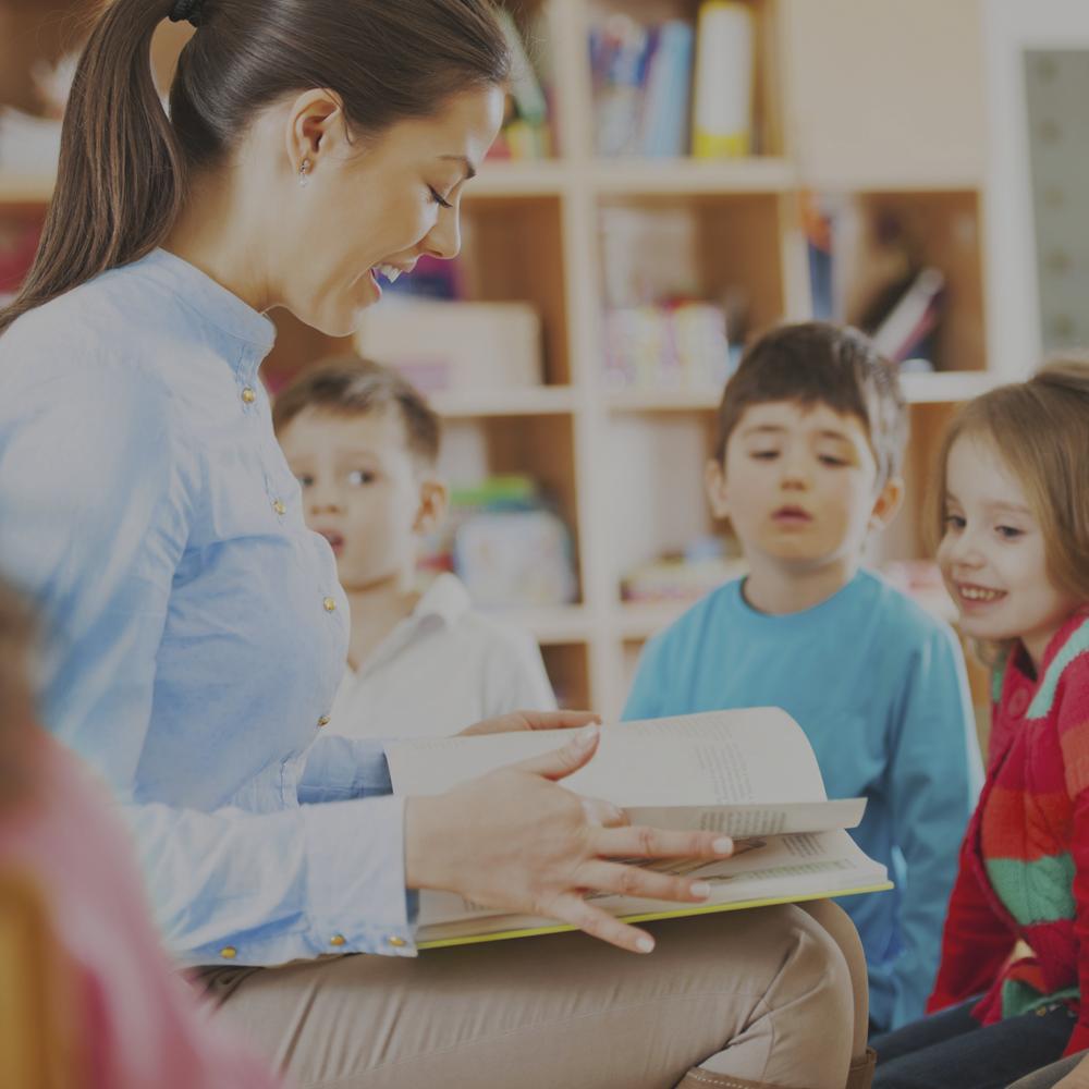 ¡Involúcrate como maestra de clase bíblica! -