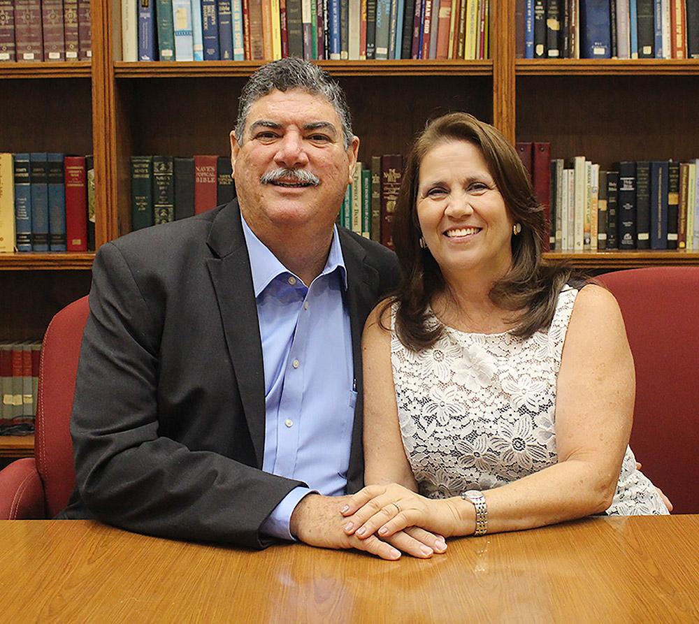 Paco y Nancy Perez