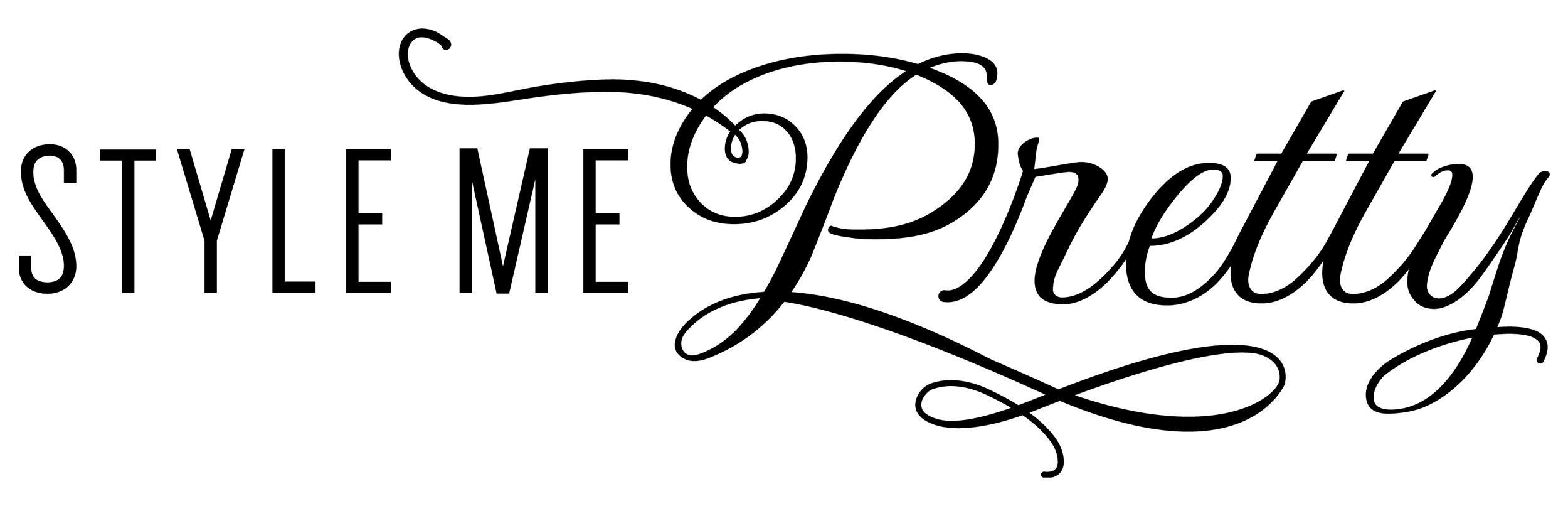 style my pretty logo