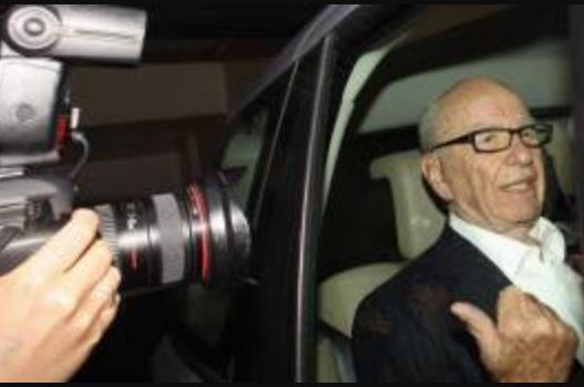 Rupert Murdoch  II Photo by Oli Scarff/Getty Images