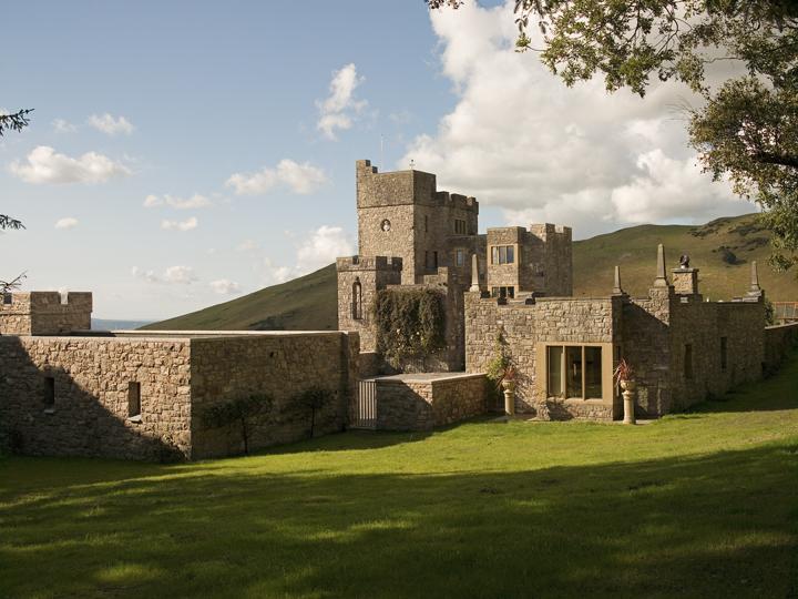 Castell Gyrn Exterior 4
