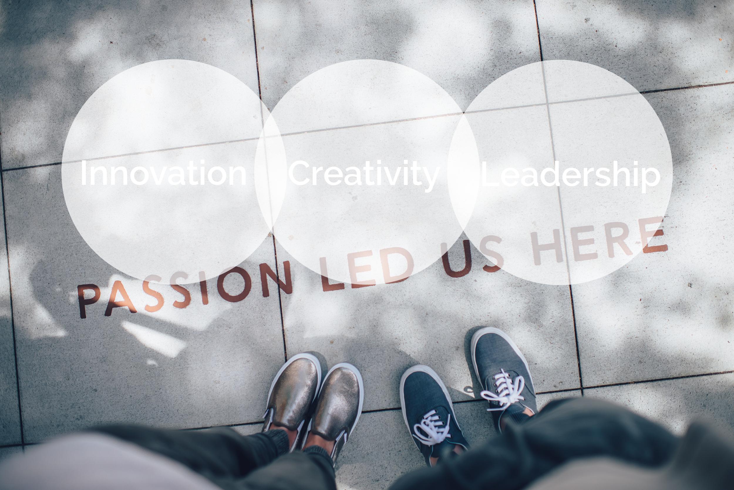 Inbound marketing passion creativity leadership
