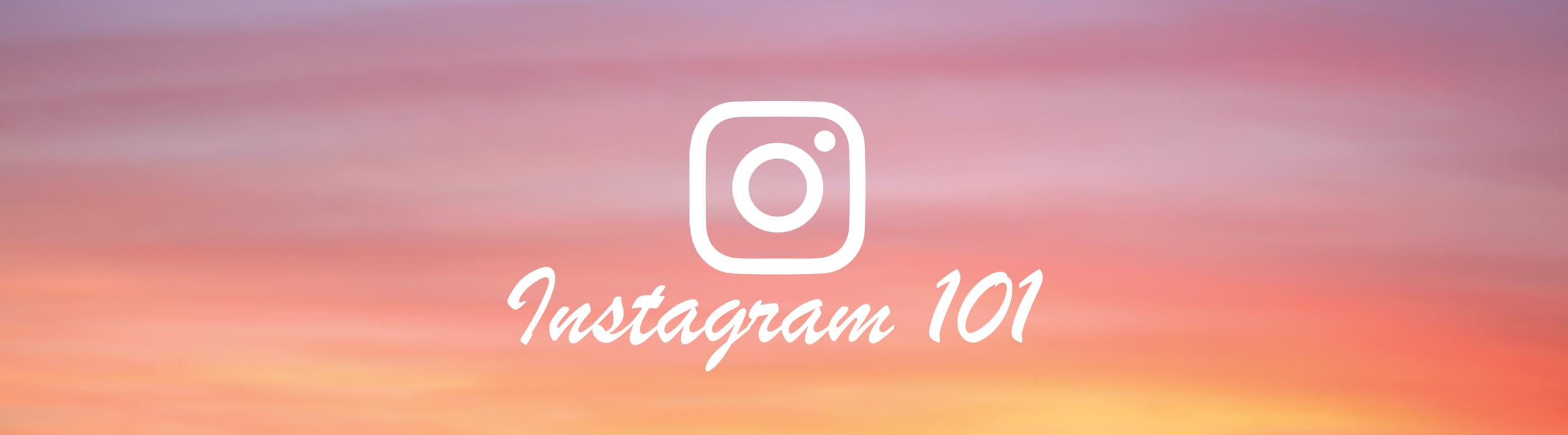 Instagram marketing introduction