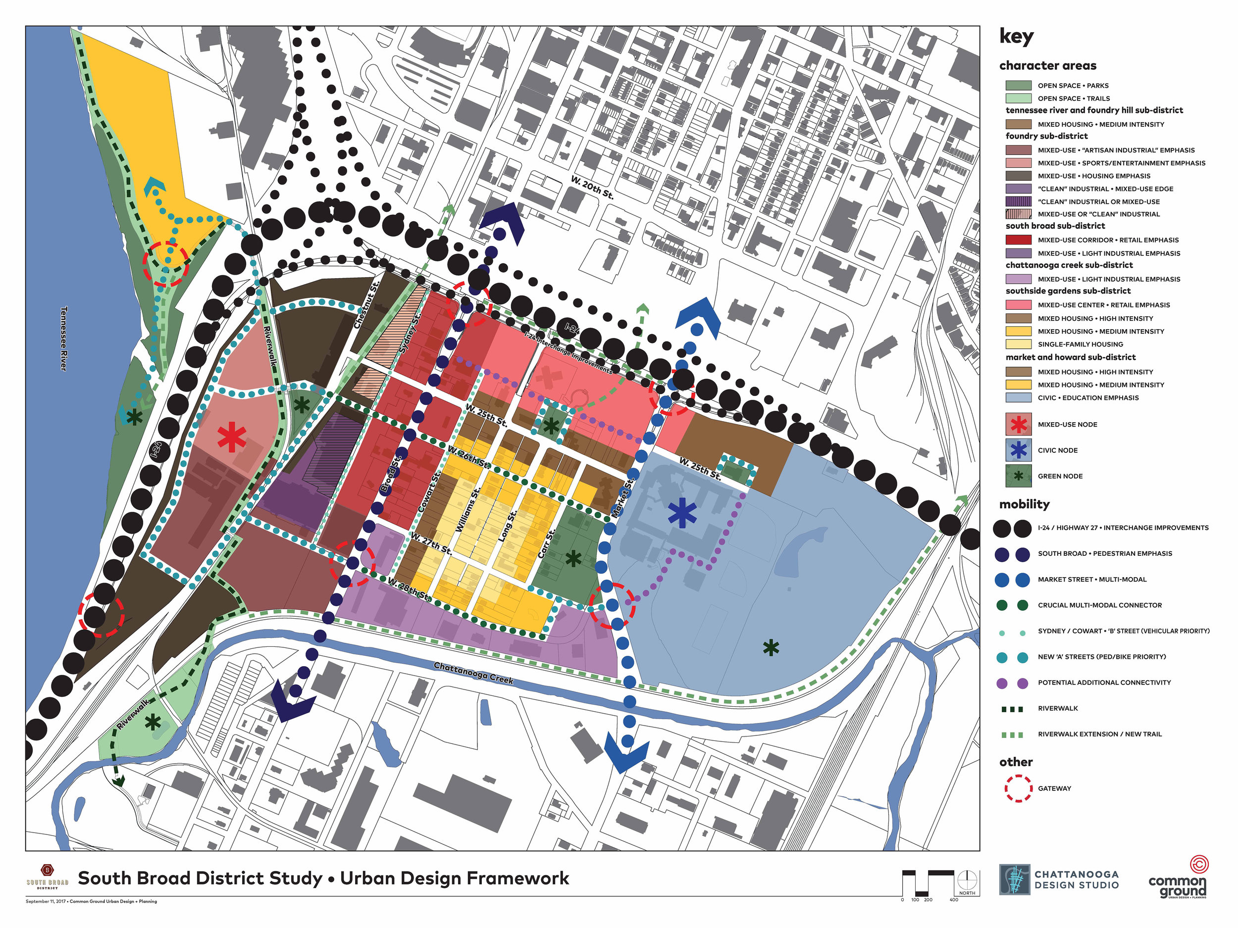 S Broad District Framework Plan 9-14-17