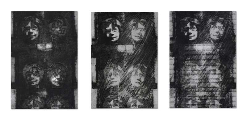 Prayer (triptych)