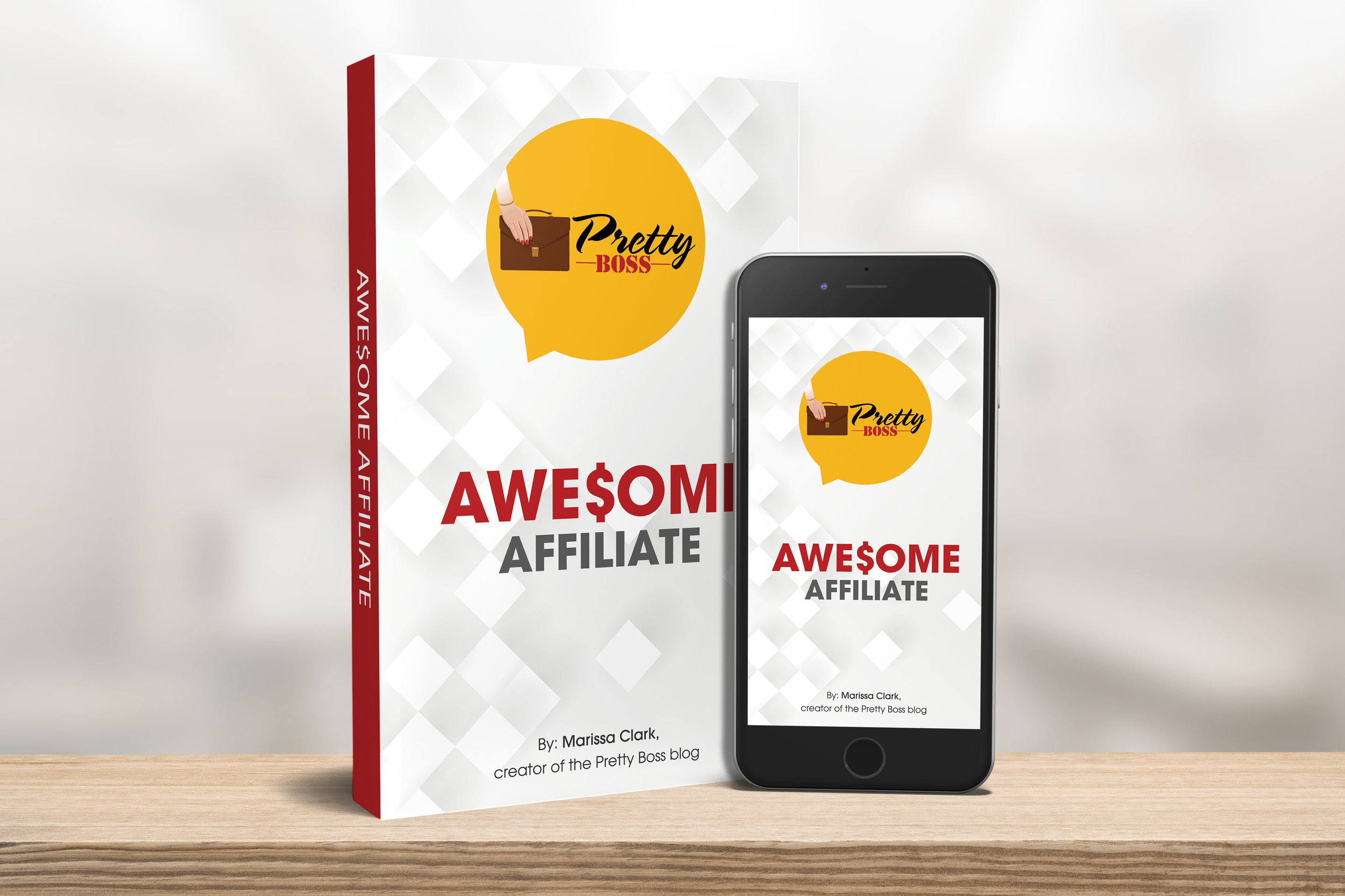 NOW AVAILABLE - Check out our NEW e-book 'Awe$ome Affiliate' to start making your own $ online!