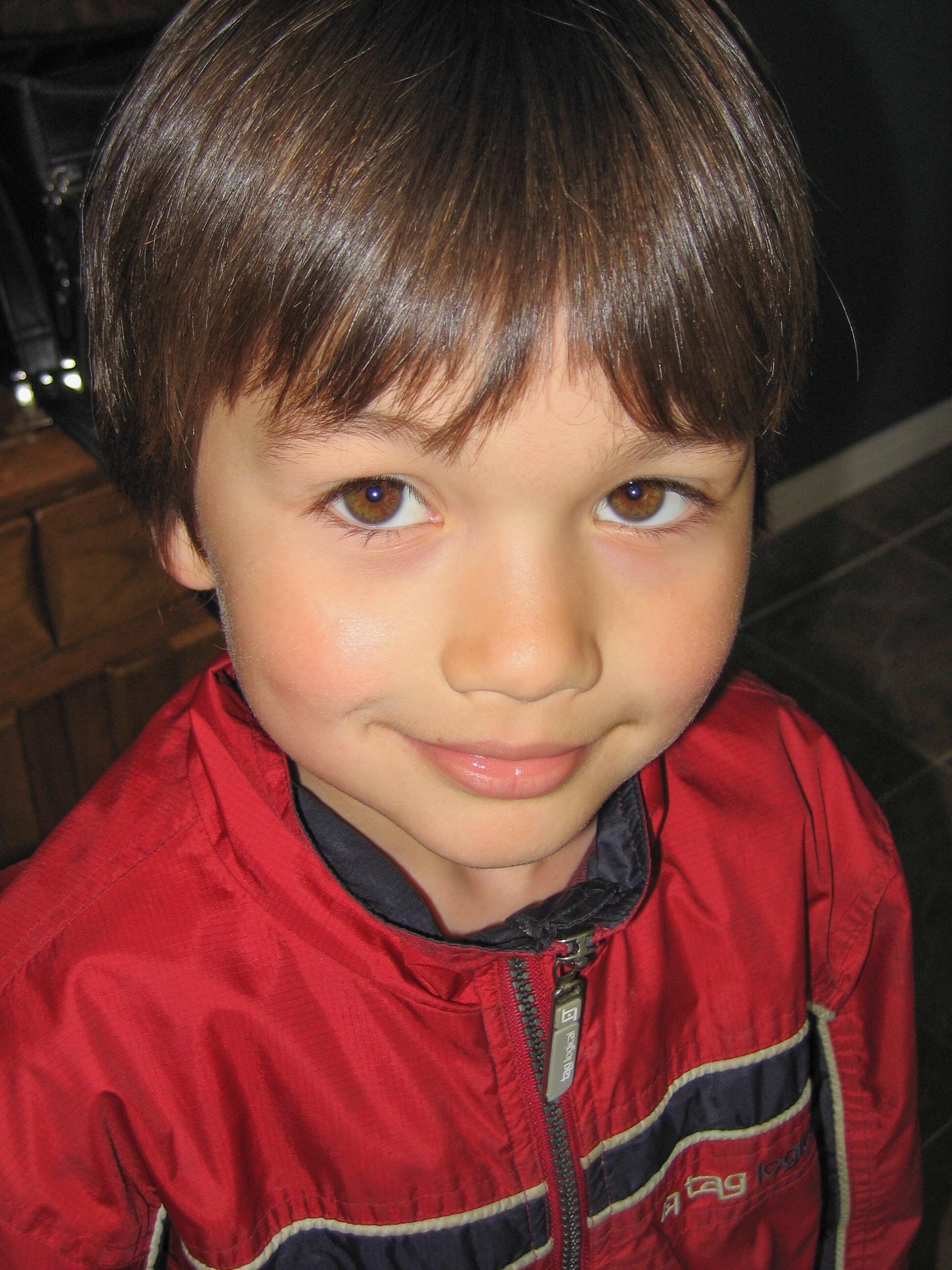 Benjamin en 2005