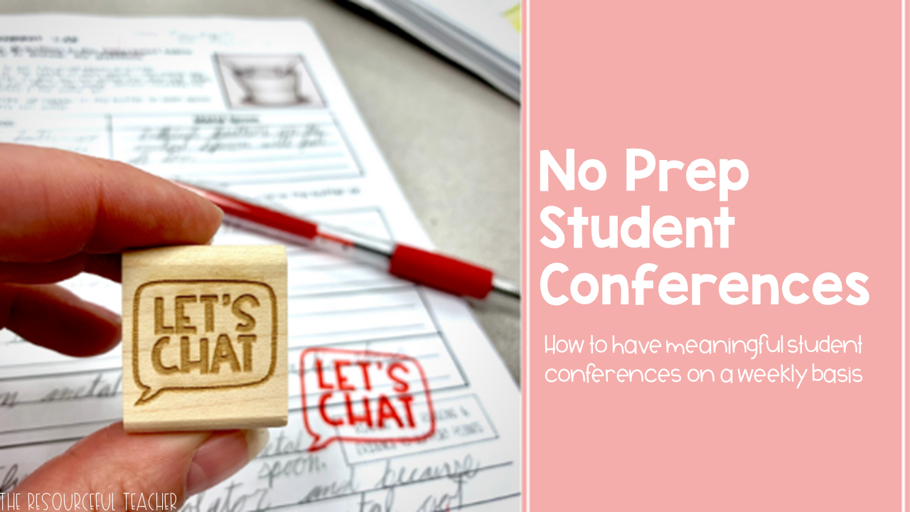 No Prep Student Conferences.png