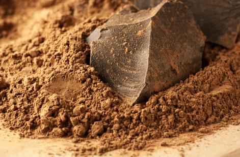 healthy cocoa powder