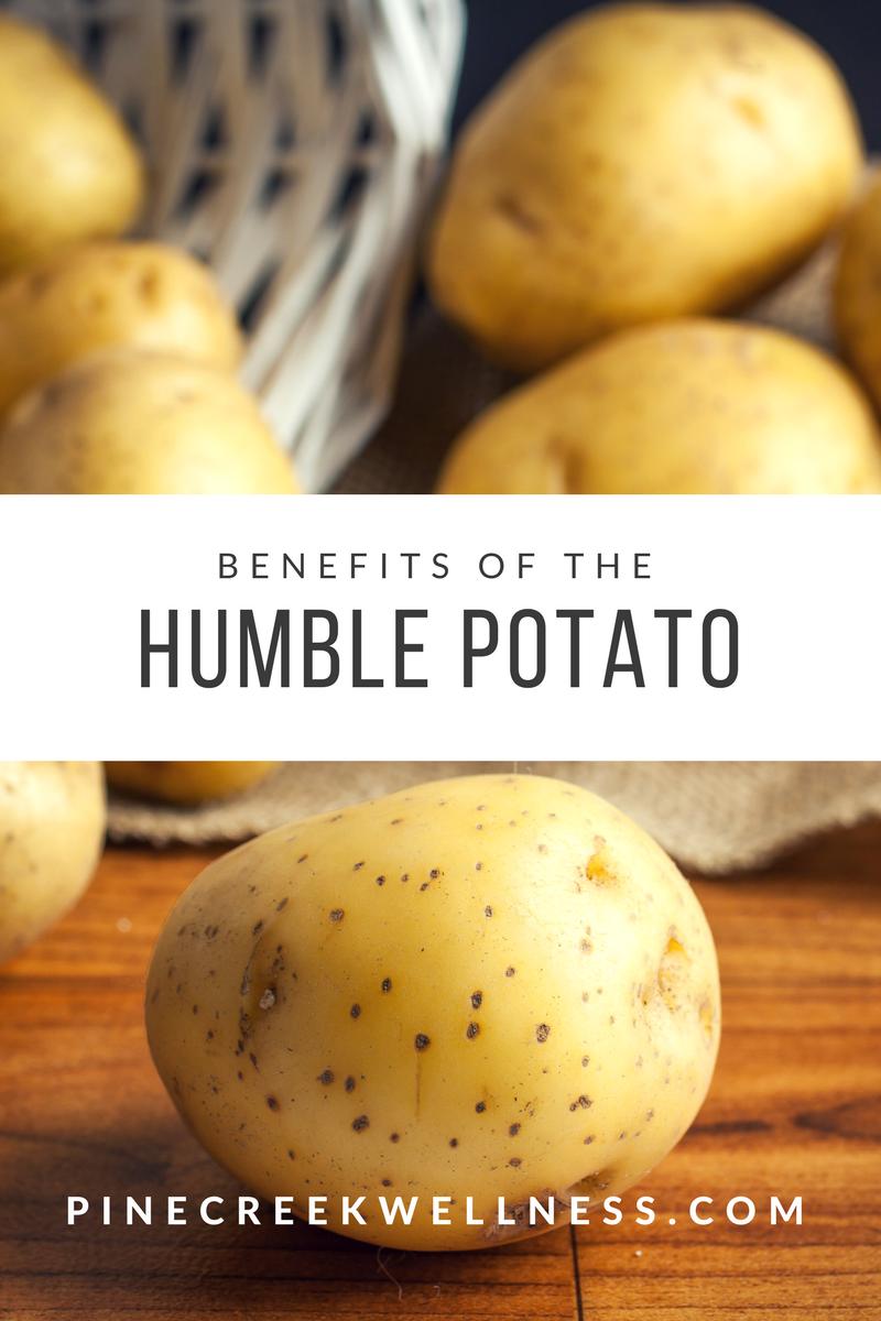 Benefits of potato
