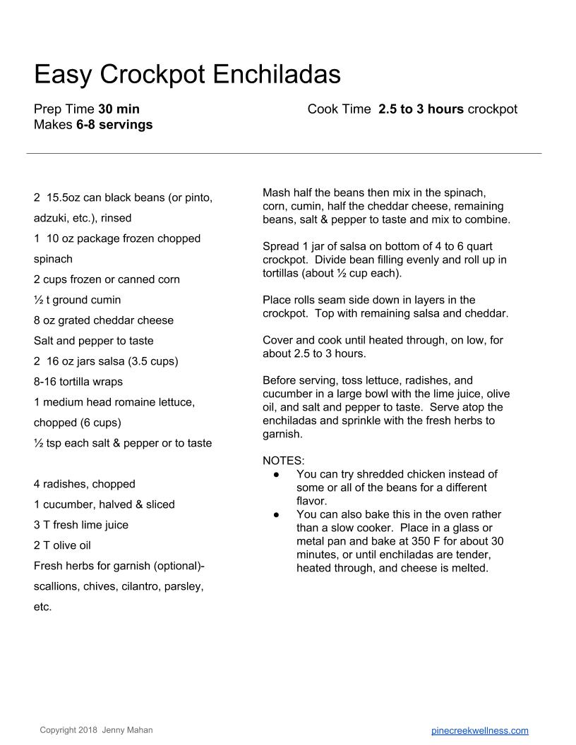 click to download recipe
