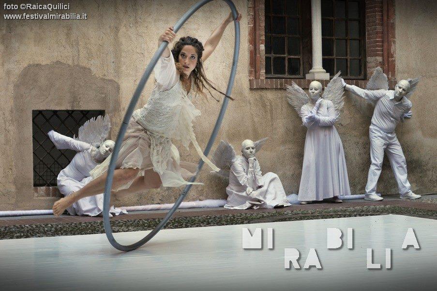 """Copy of Festival di circo """"Mirabilia"""", Italia 2014"""