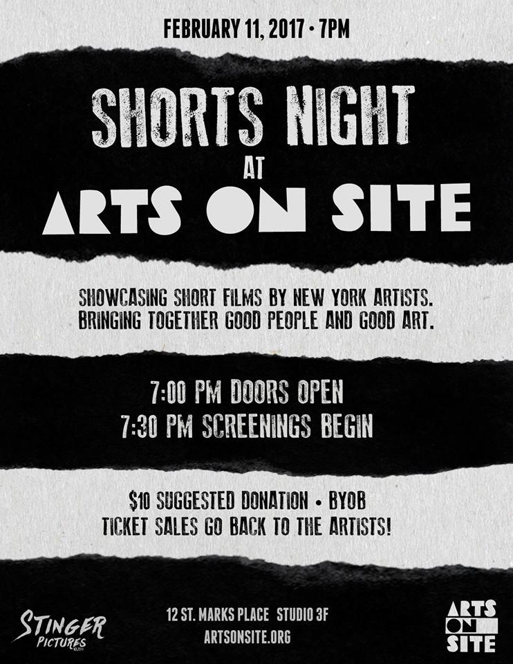 shorts night take 1