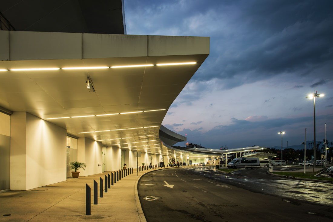Aeropuerto de Oaxaca / Plastik Arquitectos
