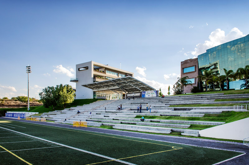 Estadio Borregos / Arkylab