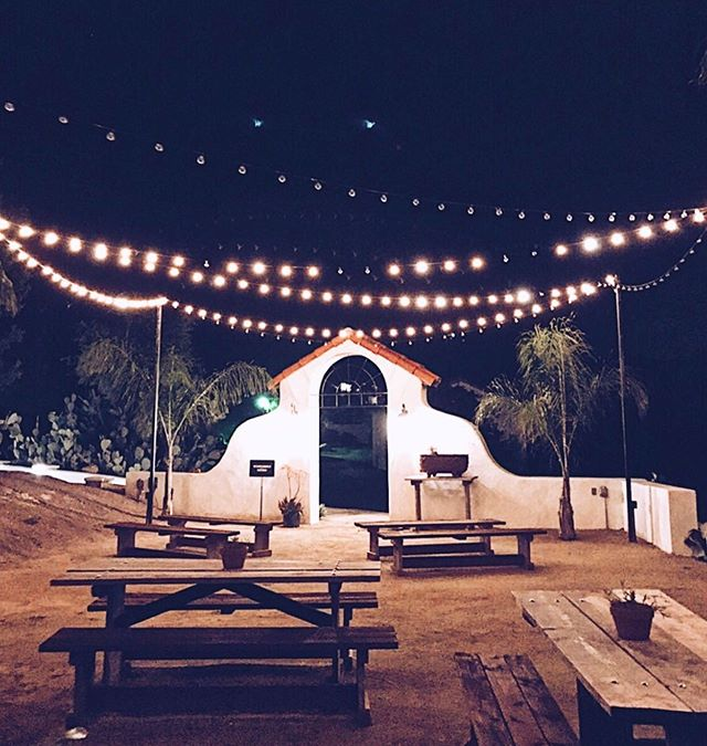 Something about October nights are pure magic.  Hope you are enjoying tonight's full (Hunters) moon 🌝 #ojaivistafarm #ojaivistafarmandvineyard 📸: @serindaswan